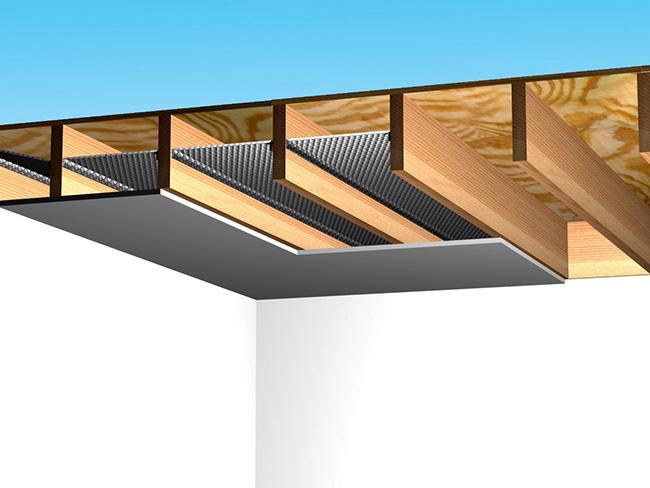 Basement Ceiling Reflectix Inc
