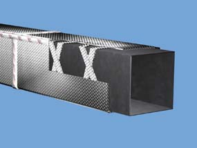 Hvac Duct Insulation Outdoor R 6 0 Reflectix Inc
