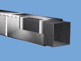 Hvac Duct Insulation Outdoor R 6 0 Reflectix Inc