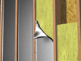 Exterior Wall 2x6 72 Reflectix Inc