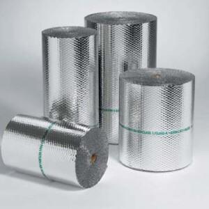 Return Air Duct Panning Bubble Reflectix Inc