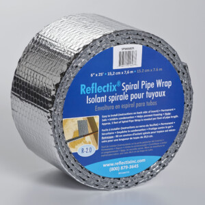 Pipe Wrap Insulation Reflectix Inc