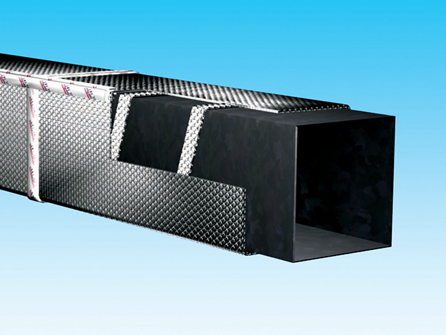 Duct Outdoor R 5 6 Hvac Crscrs Sq 150 Rgb Reflectix Inc