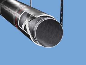 Fiber Round Duct Xx Wrap 72 Rgb Reflectix Inc