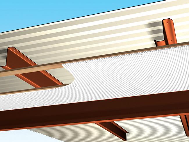 Metal Building U2013 Roof U2013 New ...
