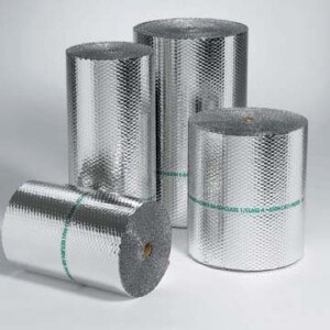 Return Air Duct Panning Bubble Reflectix Inc