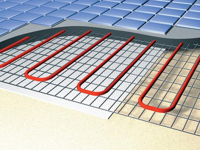 Radiant Floor Concrete Slab Reflectix Inc