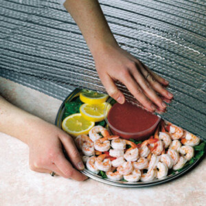 Shrimp Tray